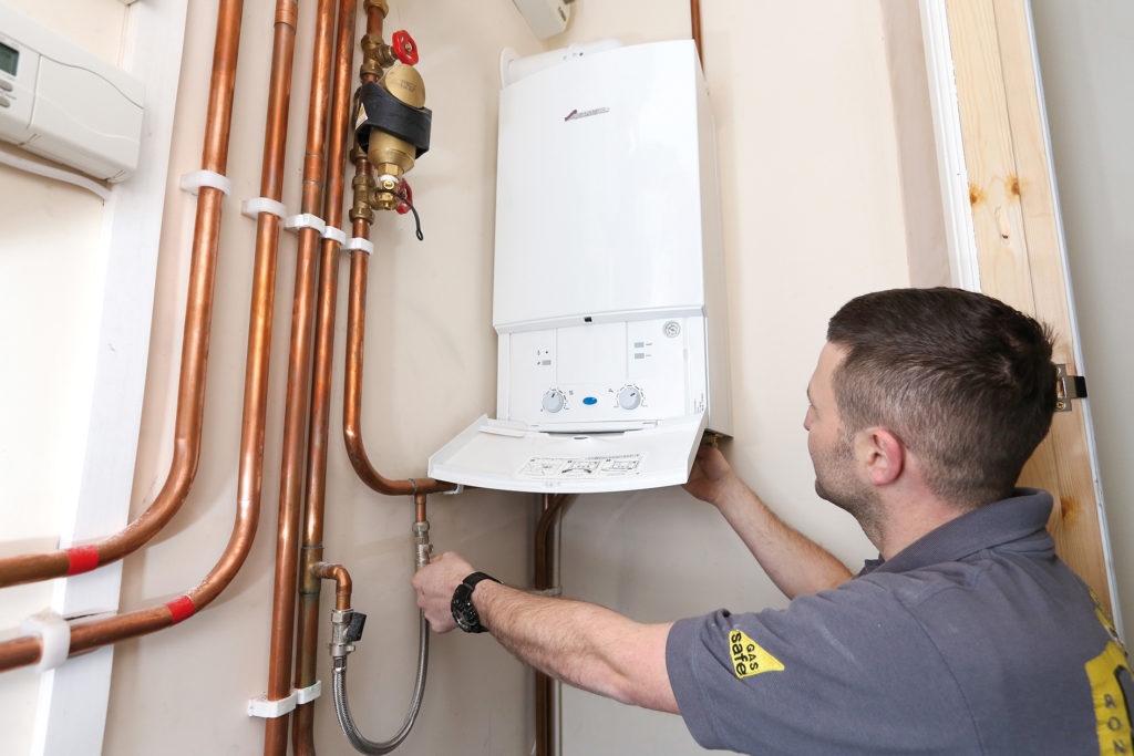 WOW Heating offer a range of landlord services. Including Legionella checks and renewal and implementation of gas safety certificates.